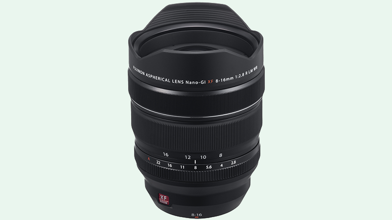 Fujifilm Releases 8-16mm f/2 8 Ultra-Wide, 200mm f/2