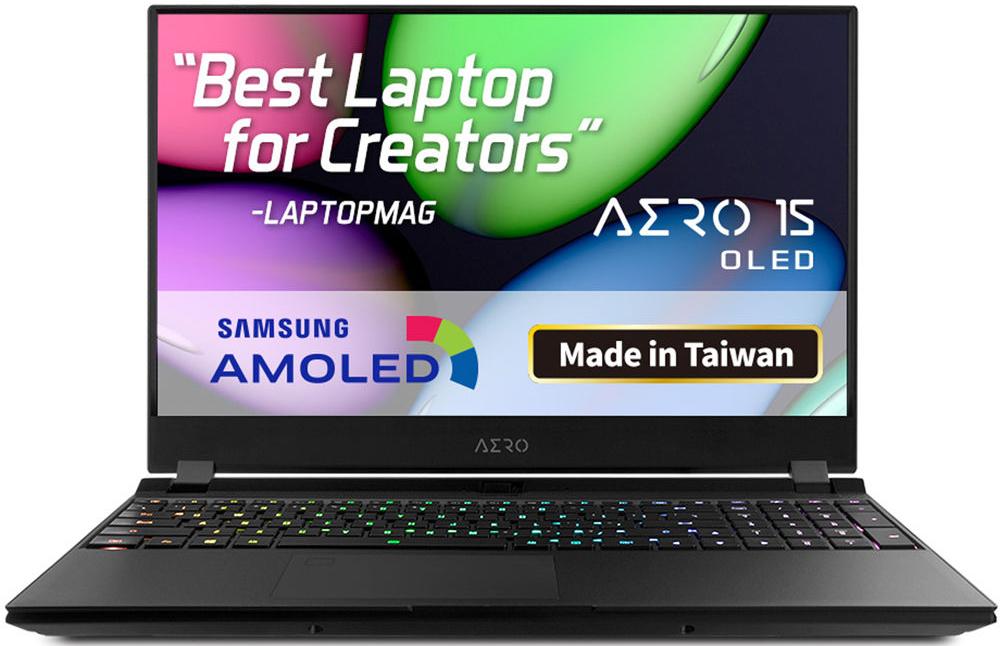 """Gigabyte 15.6"""" AERO 15 OLED Gaming Laptop"""