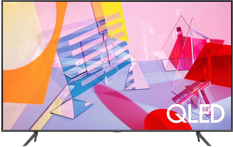 "Samsung Q60T 55"" Class HDR 4K UHD Smart QLED TV"