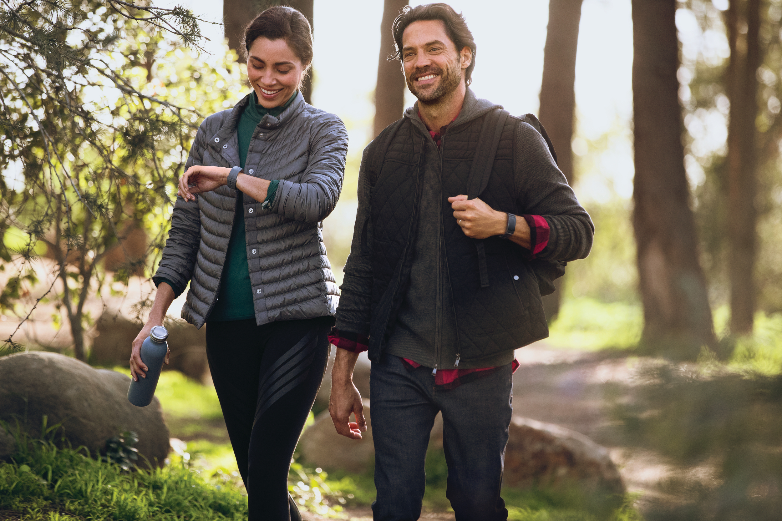 Fitbit Charges Ahead with the Charge 3   B&H Explora