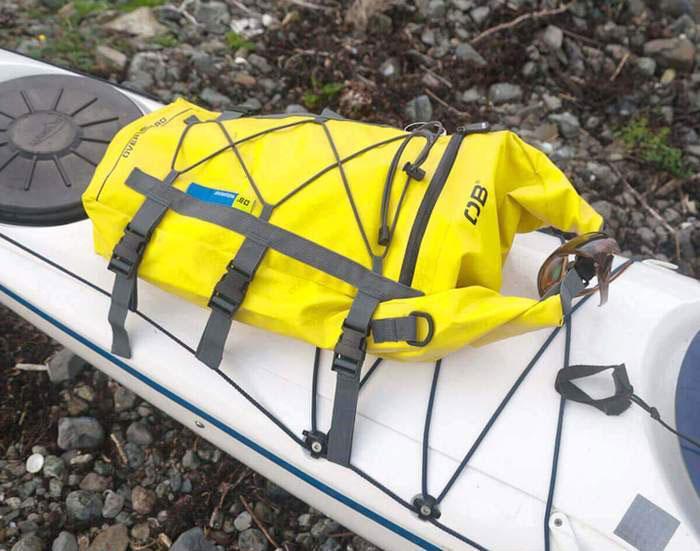 OverBoard Waterproof Kayak Deck Bag