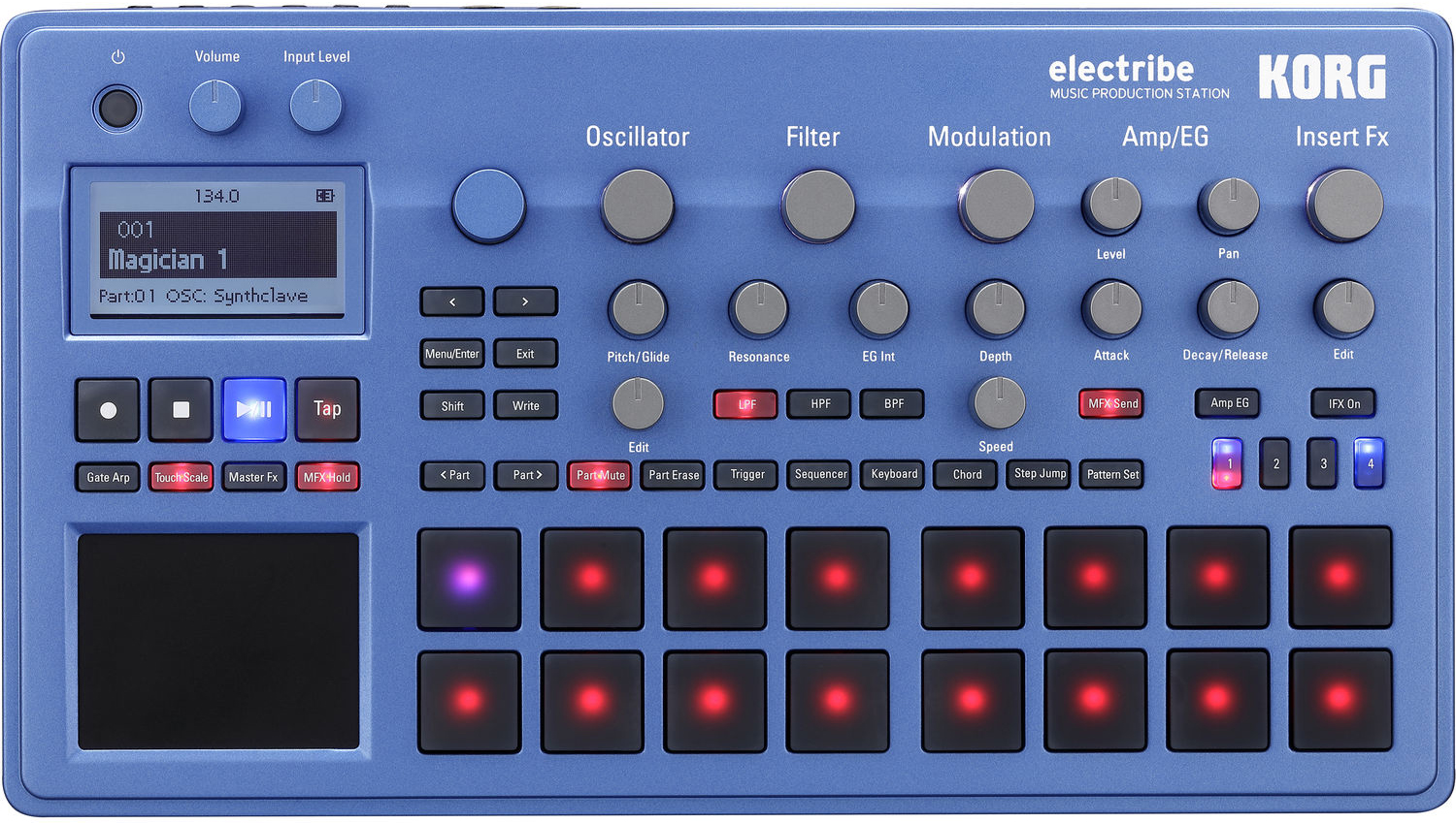 Korg Electribe Music Production Station with V2.0 Software