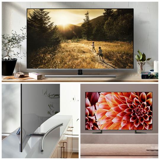 Samsung Q60R 4K Hdr Tv – Shredz