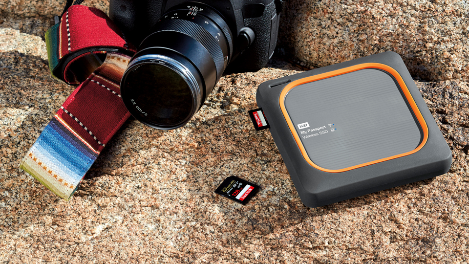 A Photographer's Take on the WD My Passport Wireless SSD