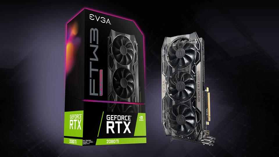 The EVGA Geforce RTX 2080 Ti Graphics Cards | B&H Explora
