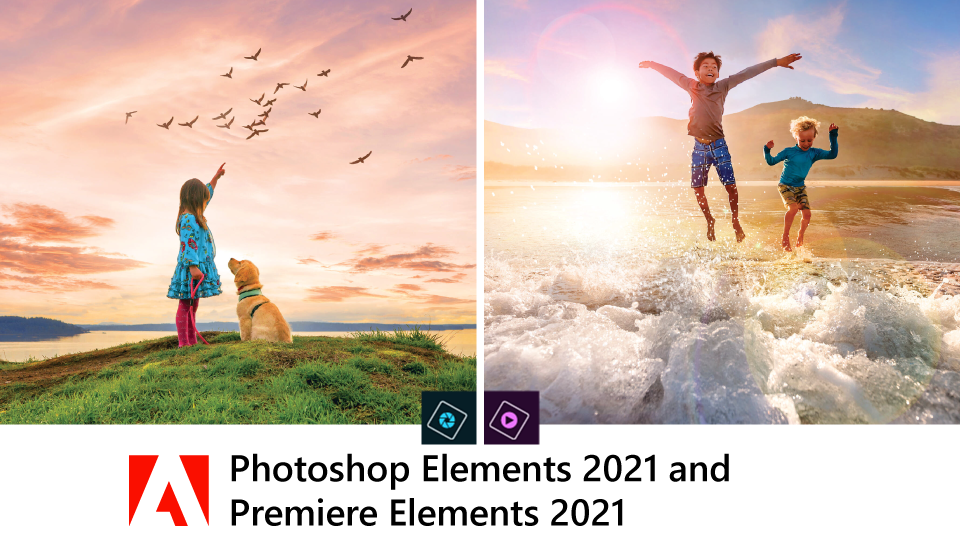 Adobe Introduces Photoshop Elements 2021 and Premiere Elements 2021