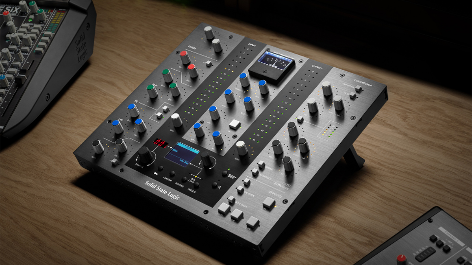 Solid State Logic UC1 Hardware Plug-In Control Surface
