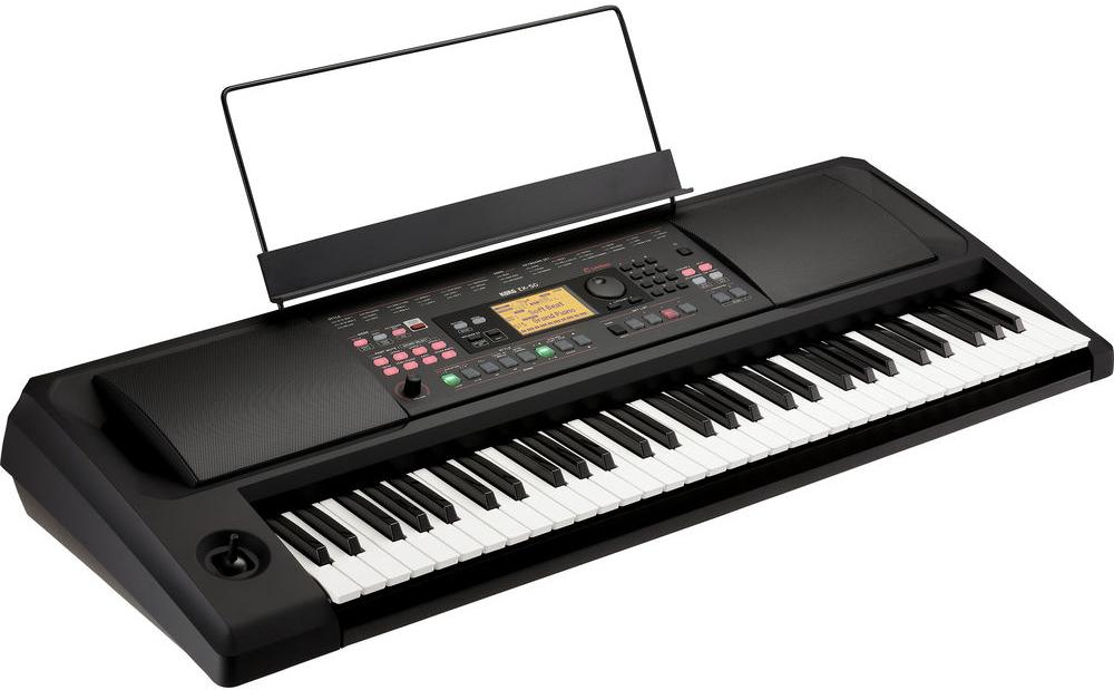 Korg EK-50 L 61-Key Arranger Keyboard with Built-In Speakers