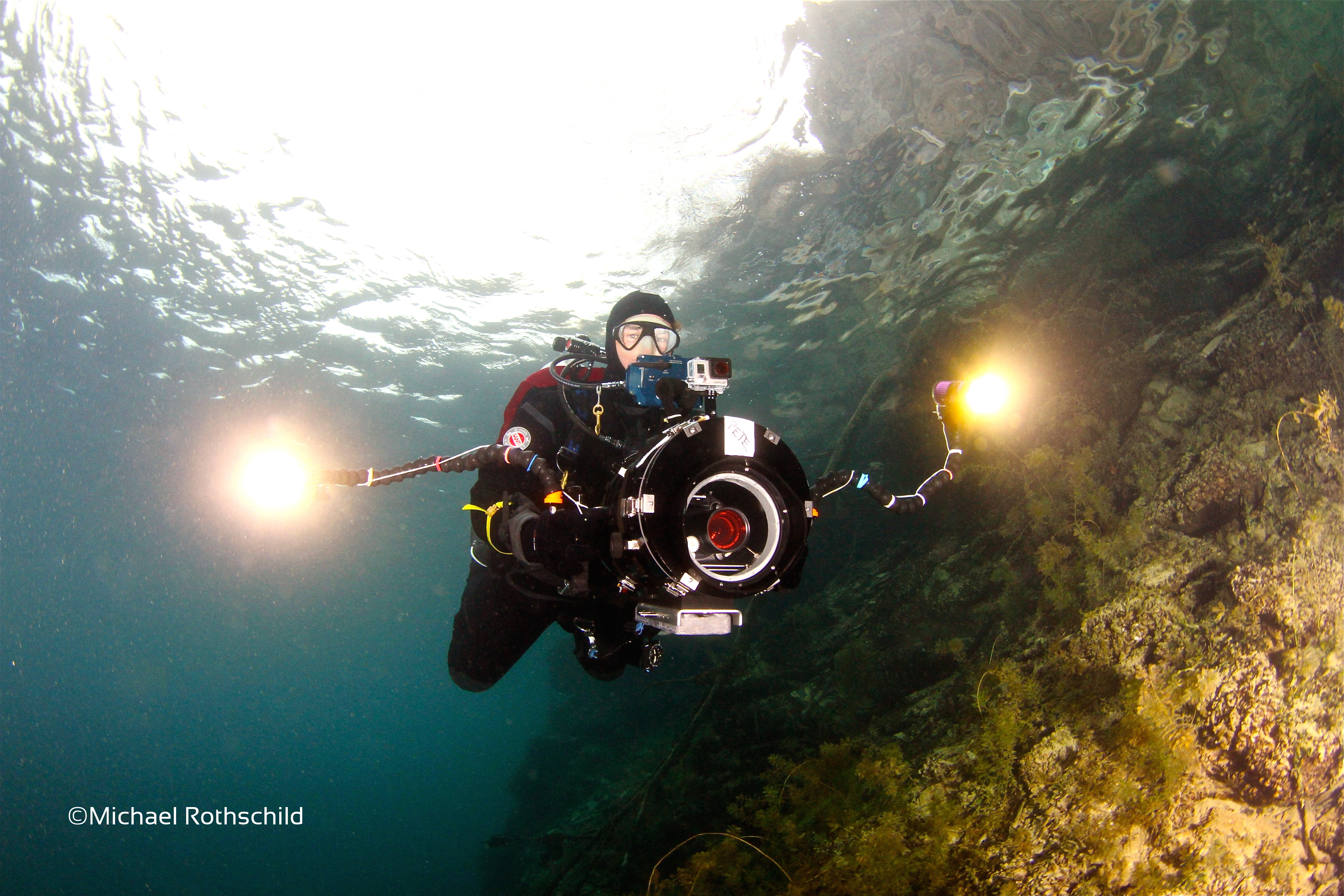Tips And Tools For Scuba Diving With The GoPro HERO4