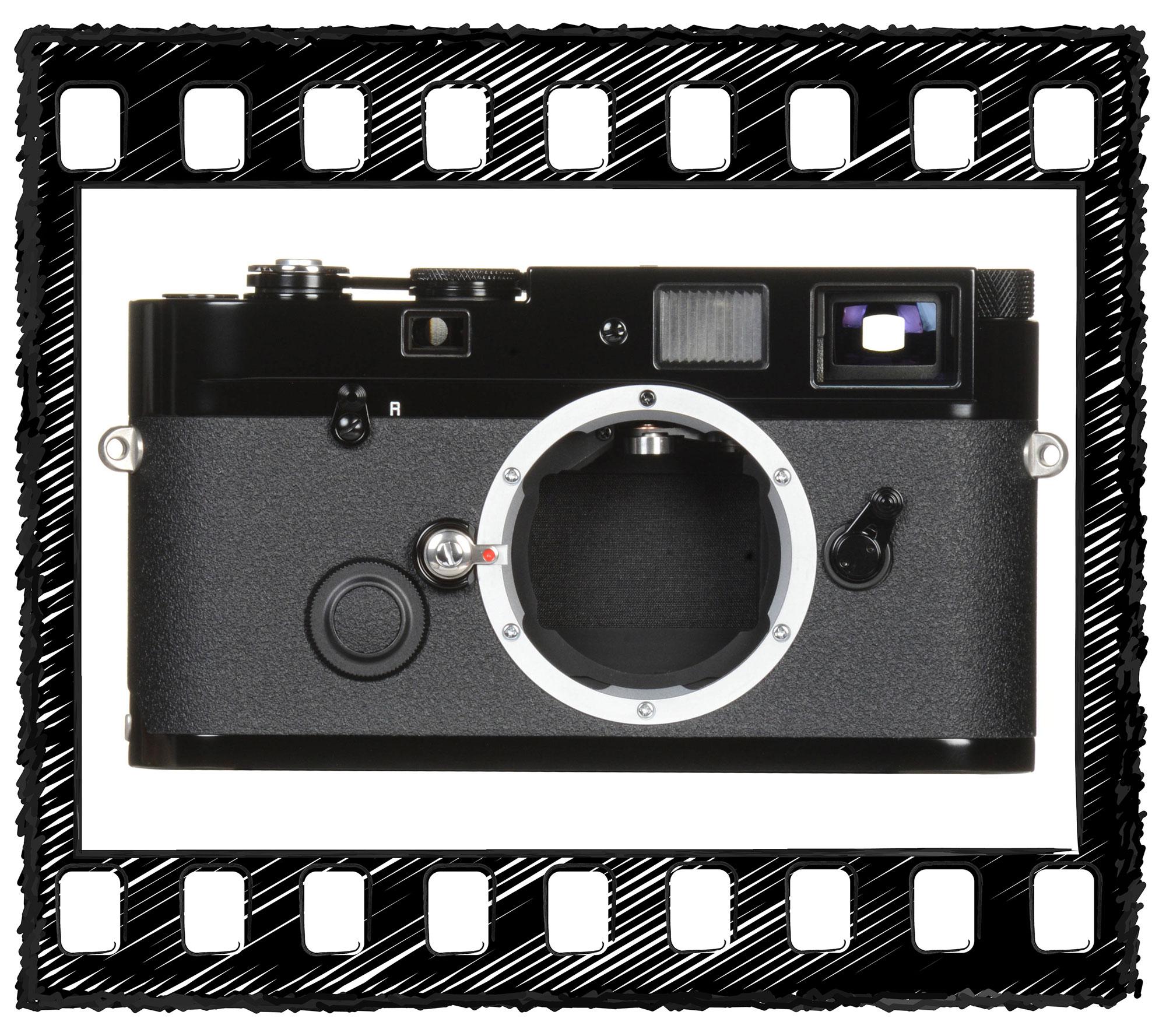 Leica MP 0.72 Rangefinder Camera