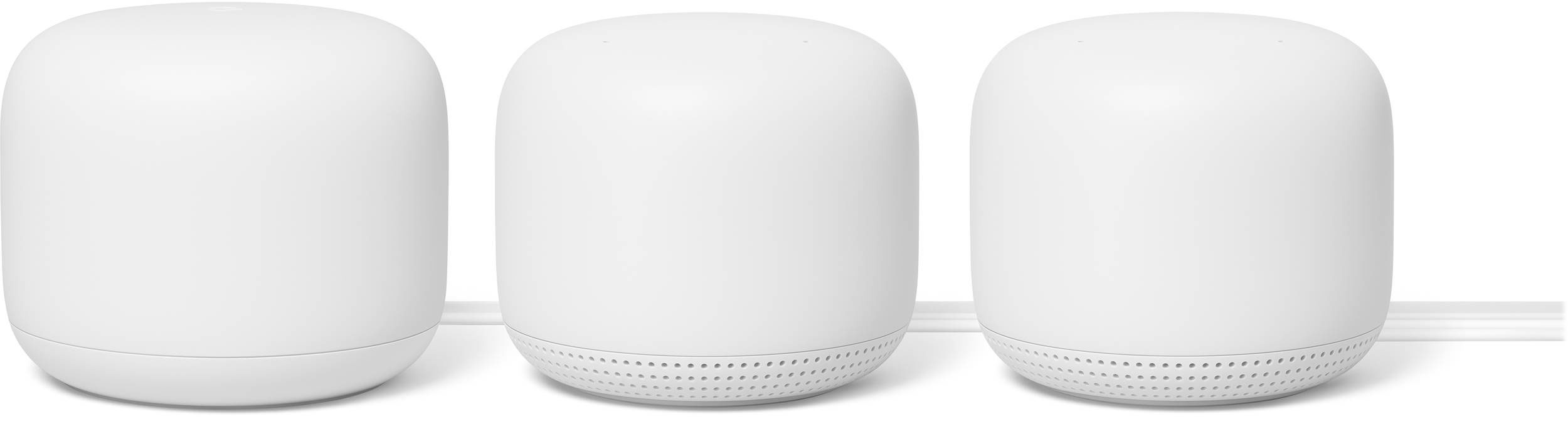 Google Nest Wifi Router and Two Points
