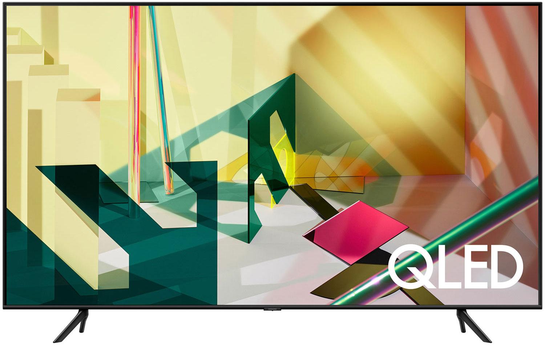 "Samsung Q70T 65"" Class HDR 4K UHD Smart QLED TV"