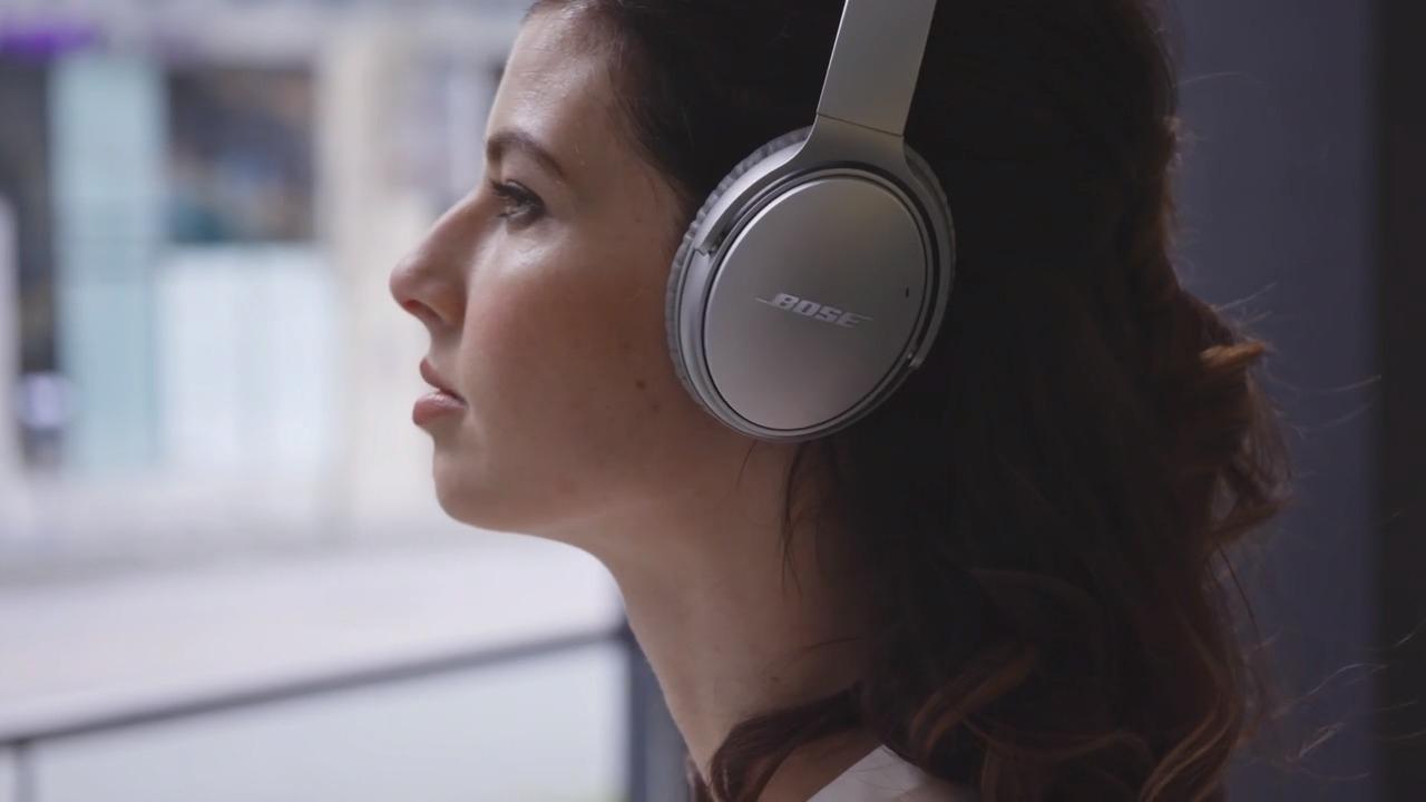 Bose QuietComfort 35 Series II Wireless Noise-Canceling Headphones