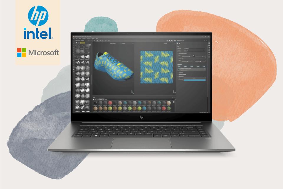 """HP 15.6"""" ZBook Studio G7"""