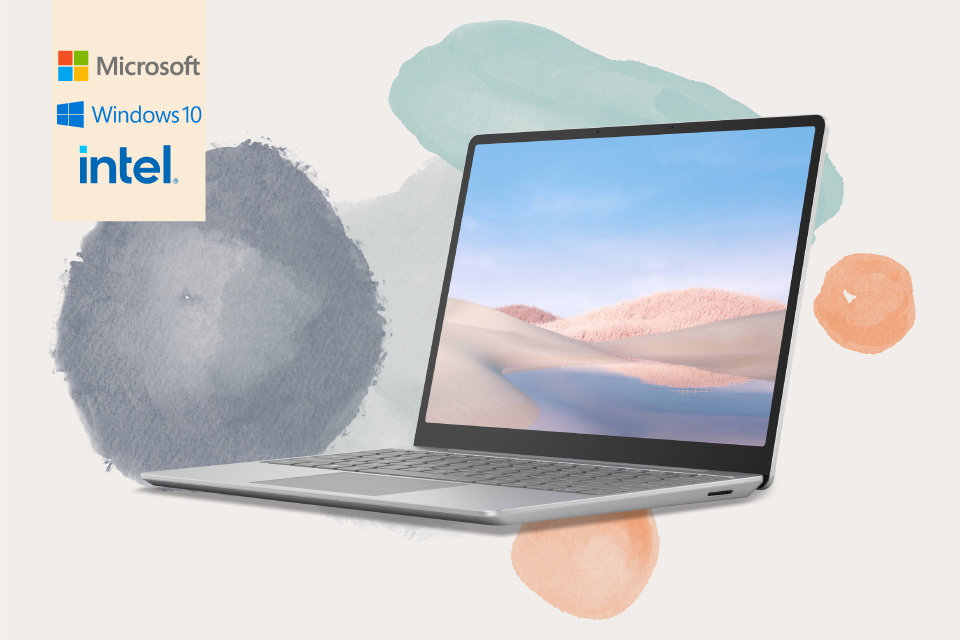 """Microsoft 12.4"""" Multi-Touch Surface Laptop Go"""