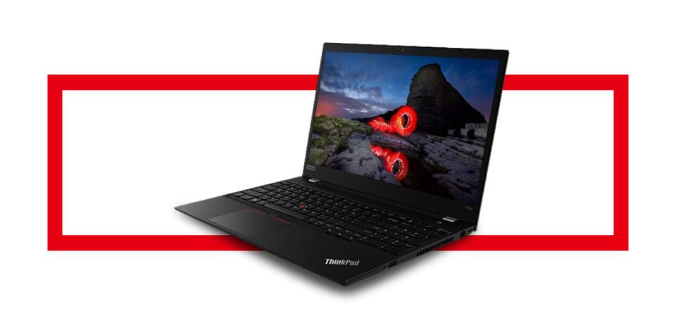 "Lenovo 15.6"" ThinkPad P15s Gen 1 Laptop"