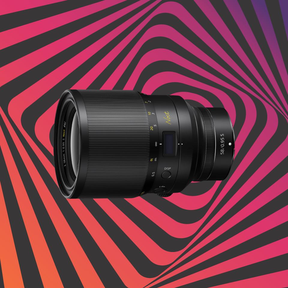 Nikon NIKKOR Z 58mm f/0.95 S Noct Lens
