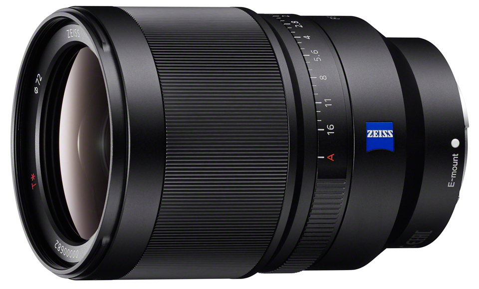 Zeiss 35mm F1.4 ZA lens