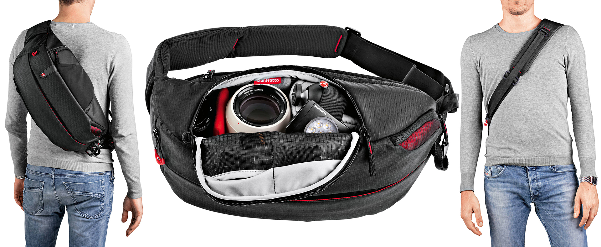 NAB 2018: Manfrotto Pro Light Bags for Videographers and ...