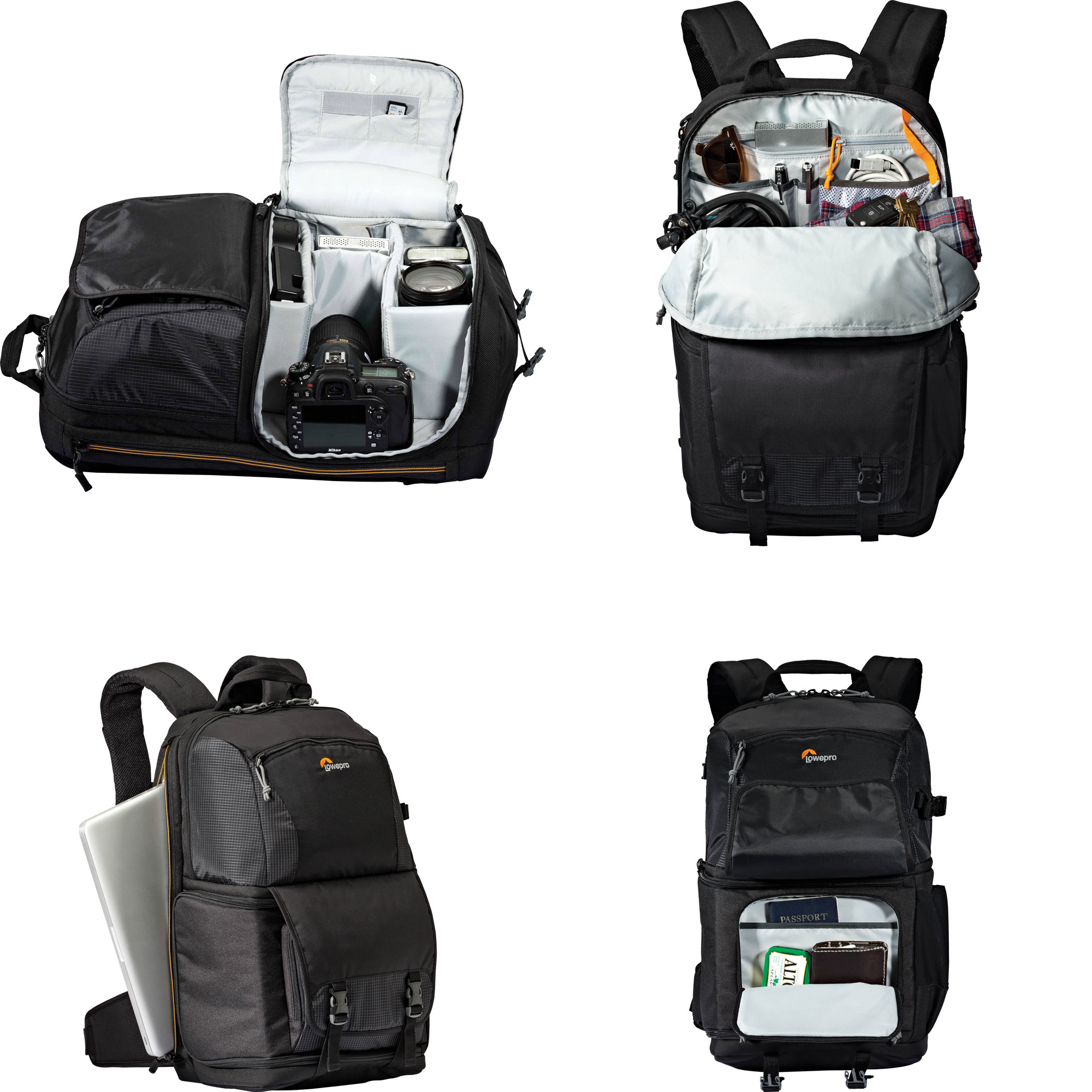 Recommended Camera Backpacks For City And Landscape Photographers B H Explora