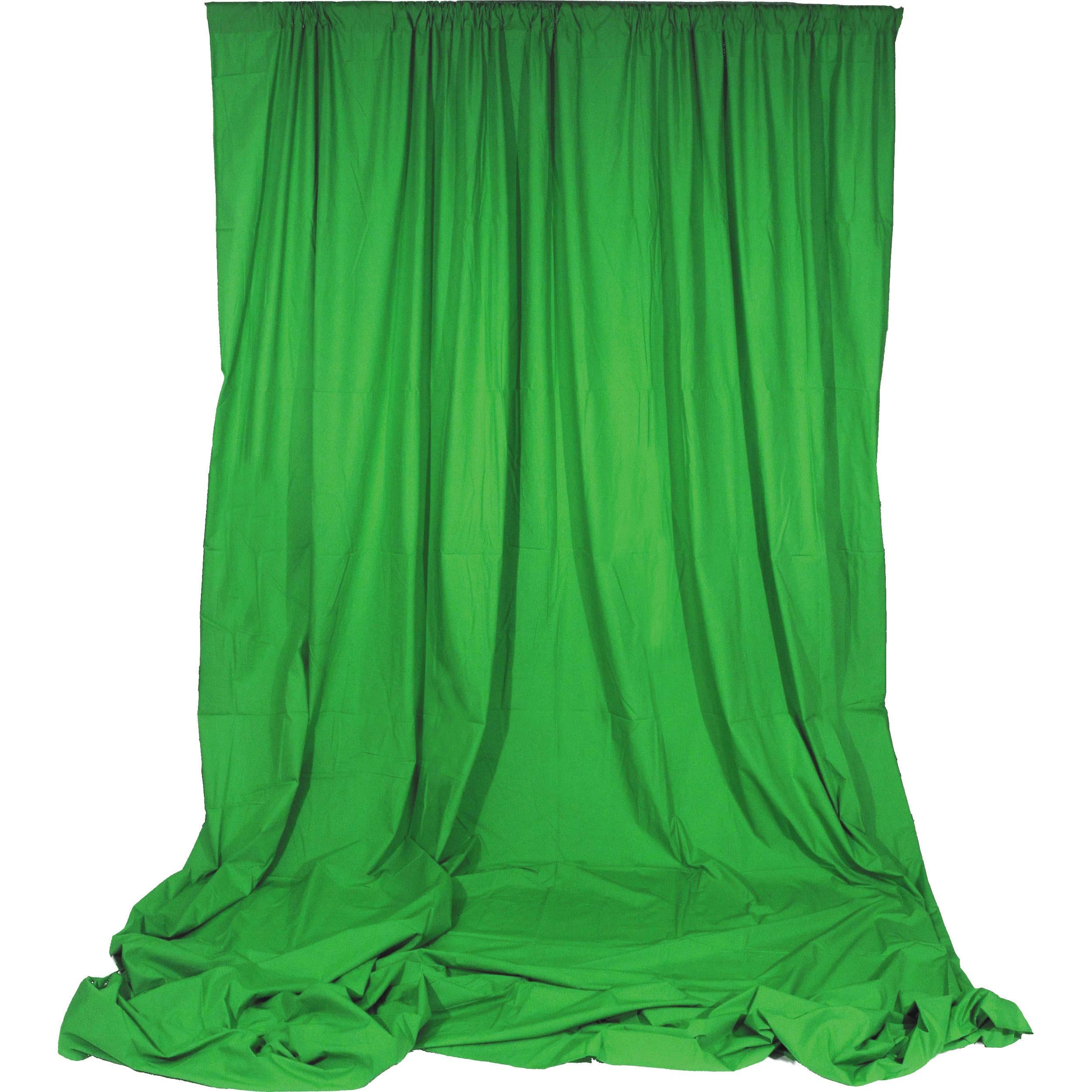Angler Chromakey Green Background