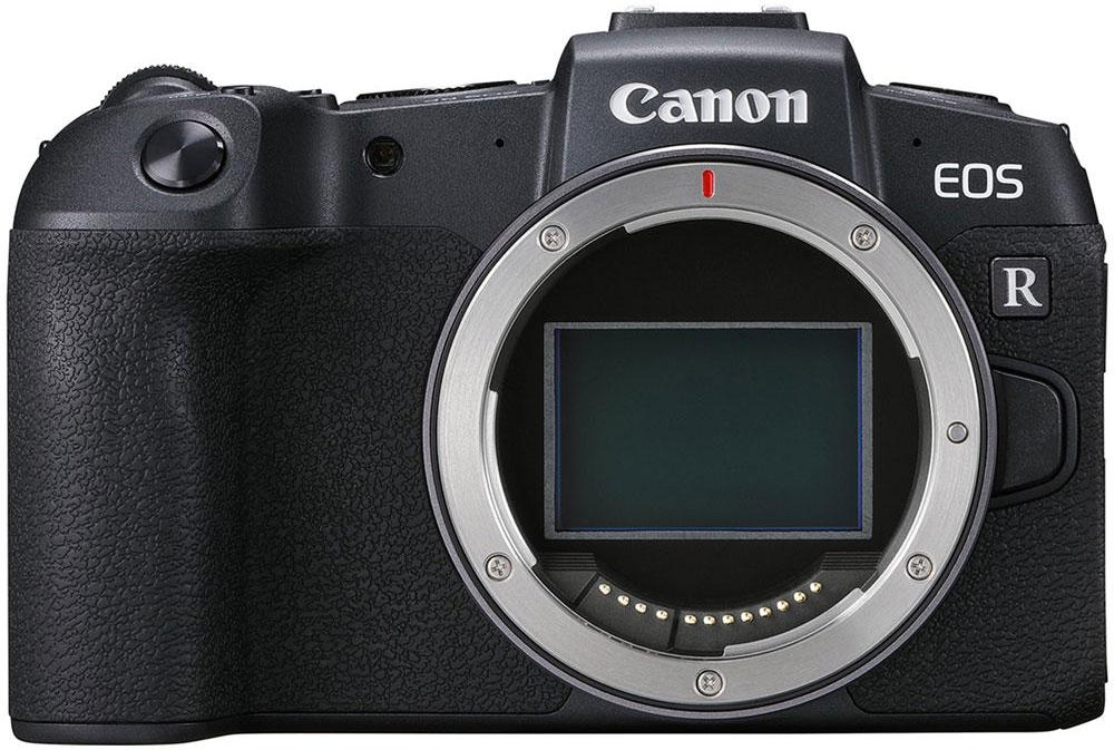 Câmera digital Canon EOS RP sem espelho