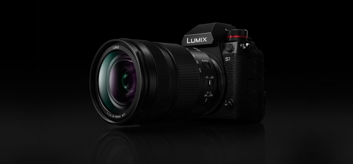 Panasonic Lumix DC-S1 Mirrorless Digital Camera