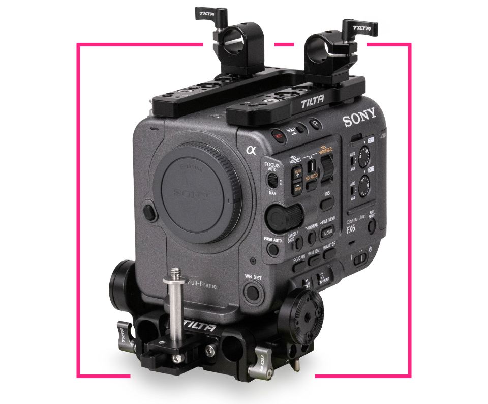 Tilta Camera Cage for Sony FX6