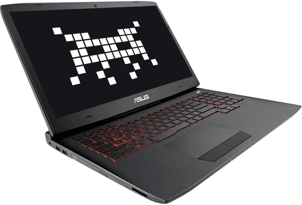 "ASUS Republic of Gamers G751JT-CH71 17.3"" Gaming Notebook Computer"