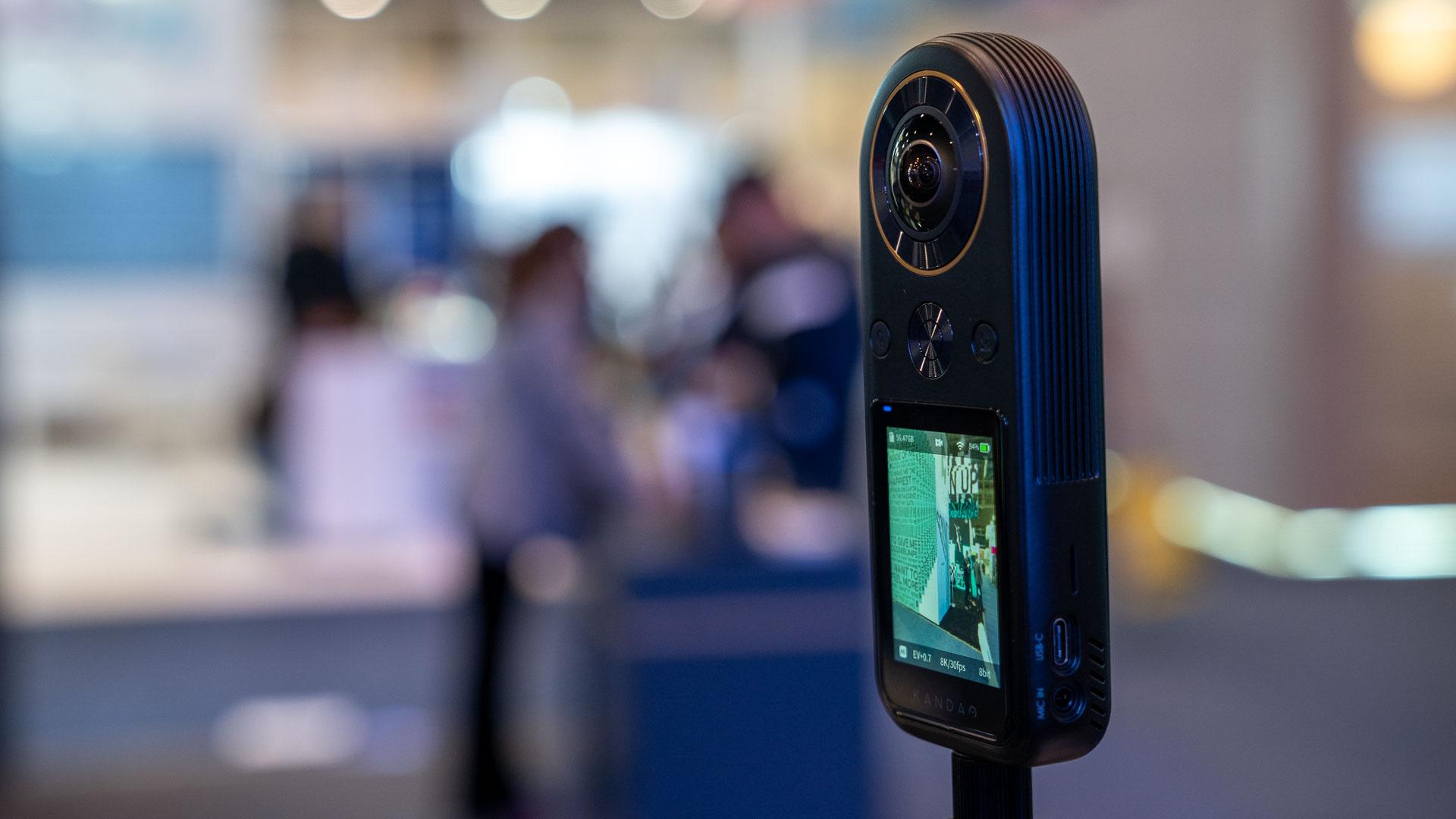 Kandao QooCam 8K 360 Camera