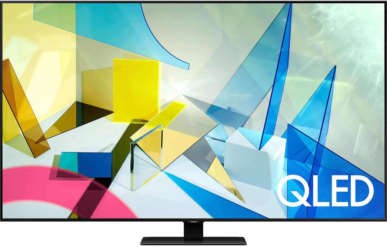 "Samsung Q80T 49"" Class HDR 4K UHD Smart QLED TV"