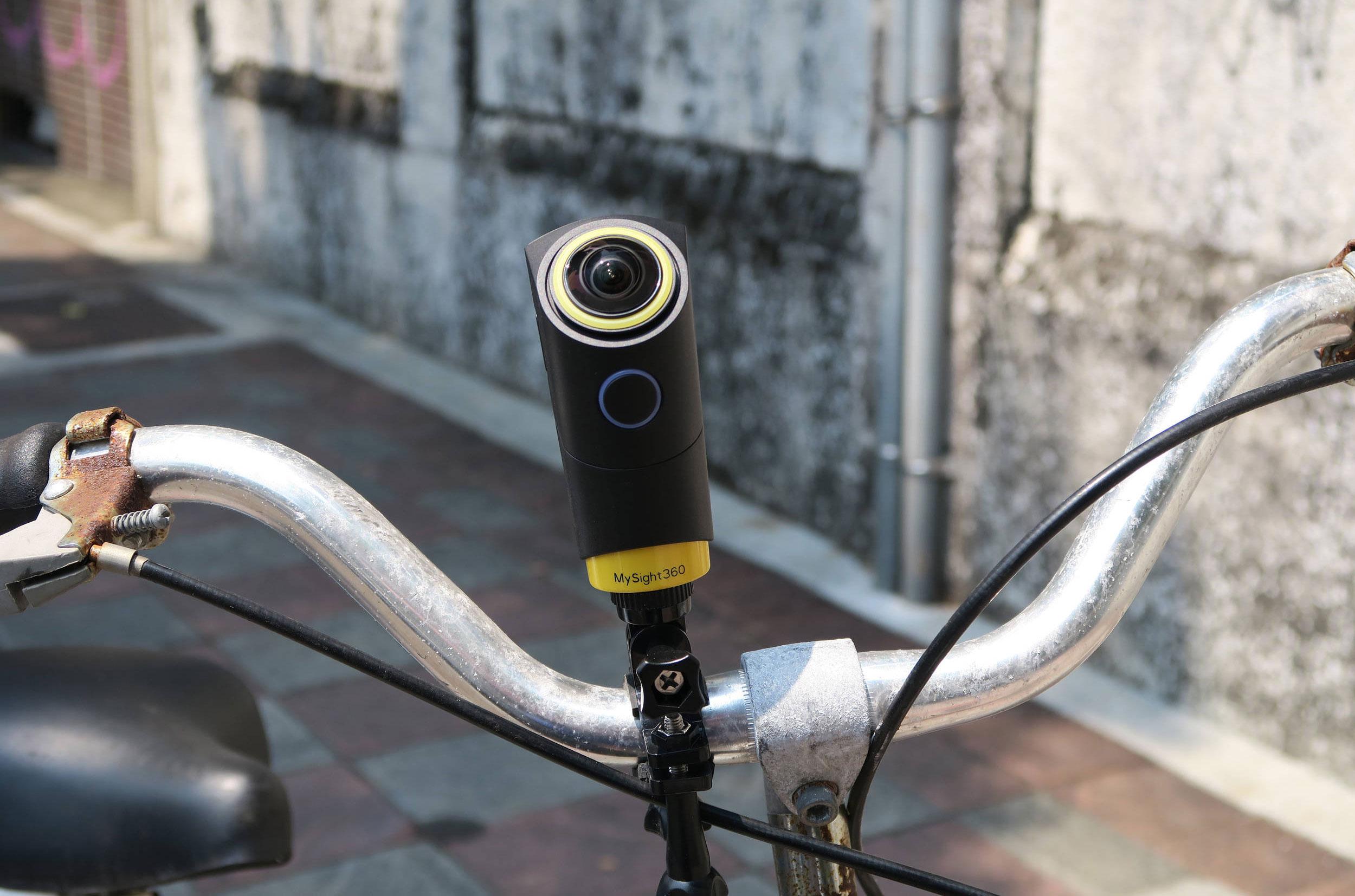 OMI OmiCam Wearable Spherical VR Action Camera