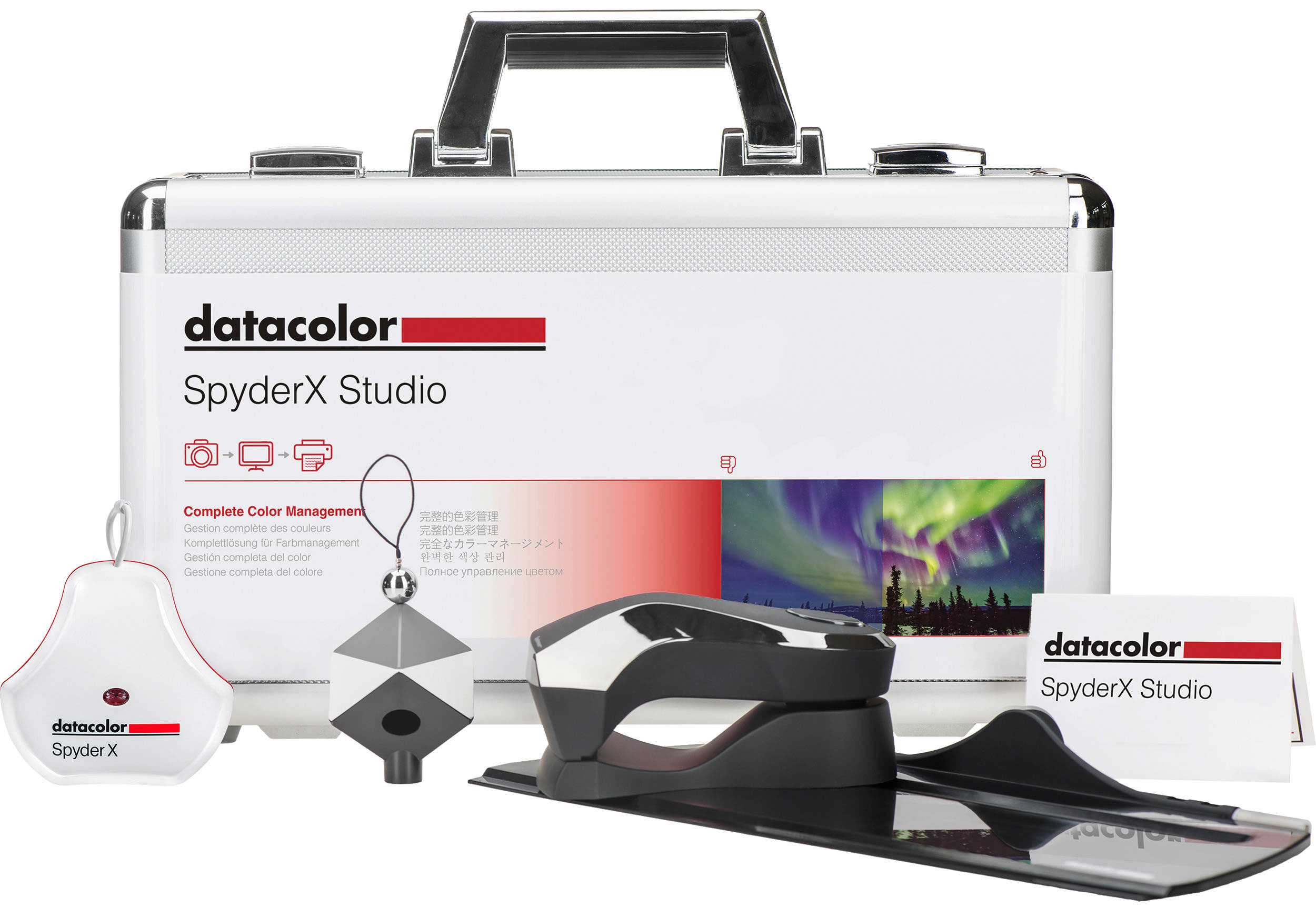 The Datacolor SpyderX Studio allows you to customize your own ICC profiles.