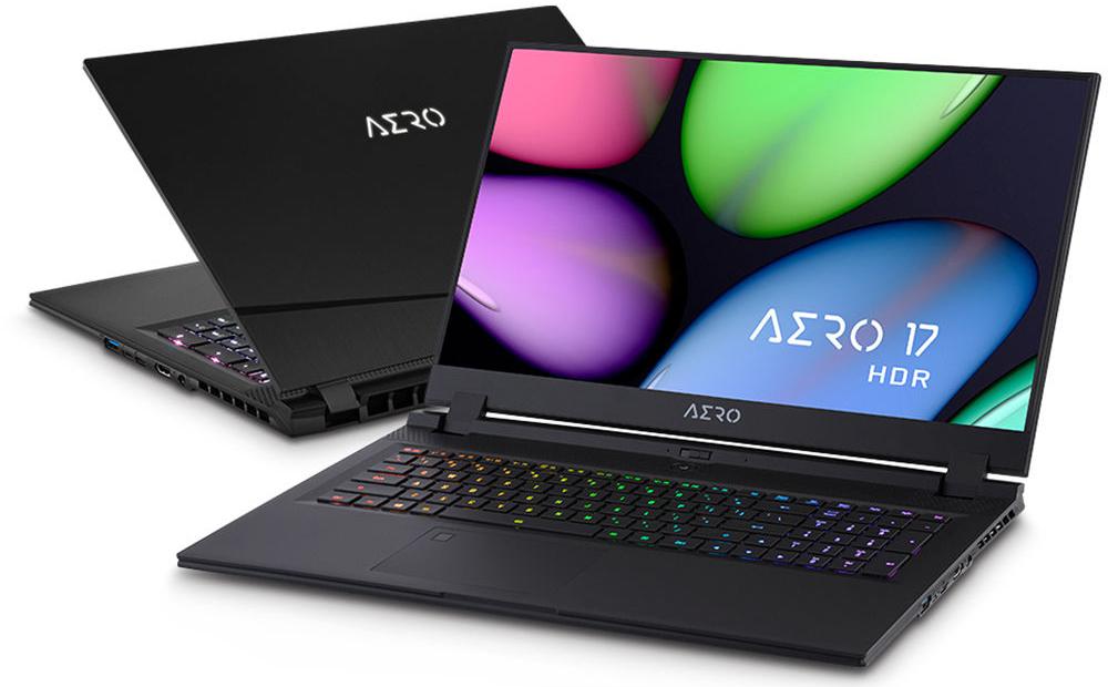 """Gigabyte 17.3"""" AERO 17 HDR Gaming Laptop"""