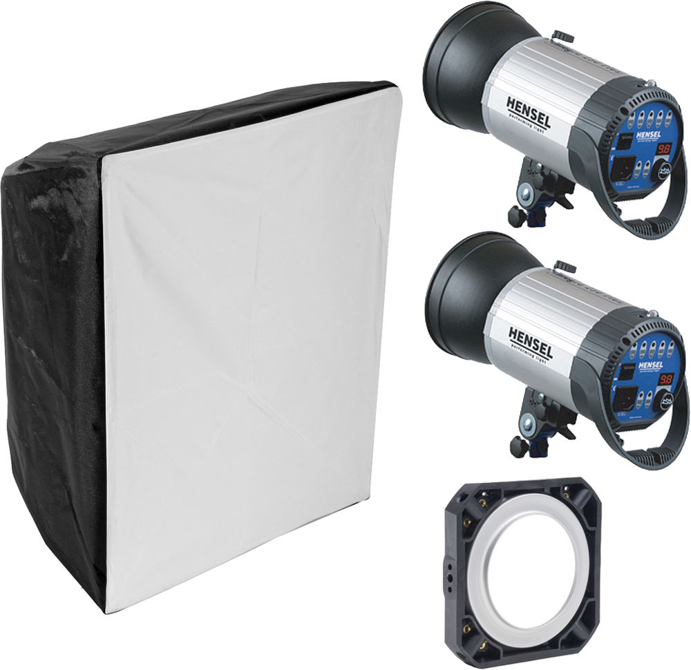 Monolights  sc 1 st  Bu0026H & 14 Recommended Lighting Kits for Photography | Bu0026H Explora