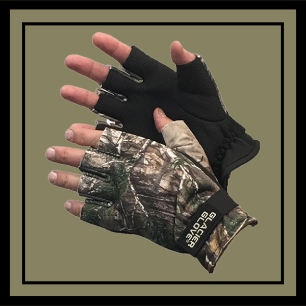 Glacier Glove Midweight Pro Hunter Glove with RealTree Xtra