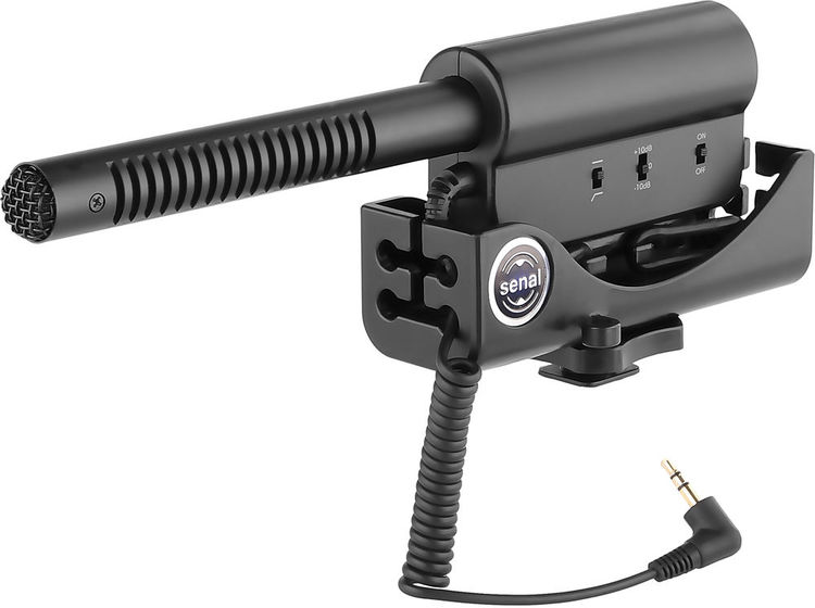 On-Camera Shotgun Microphones, A to Z | B&H Explora