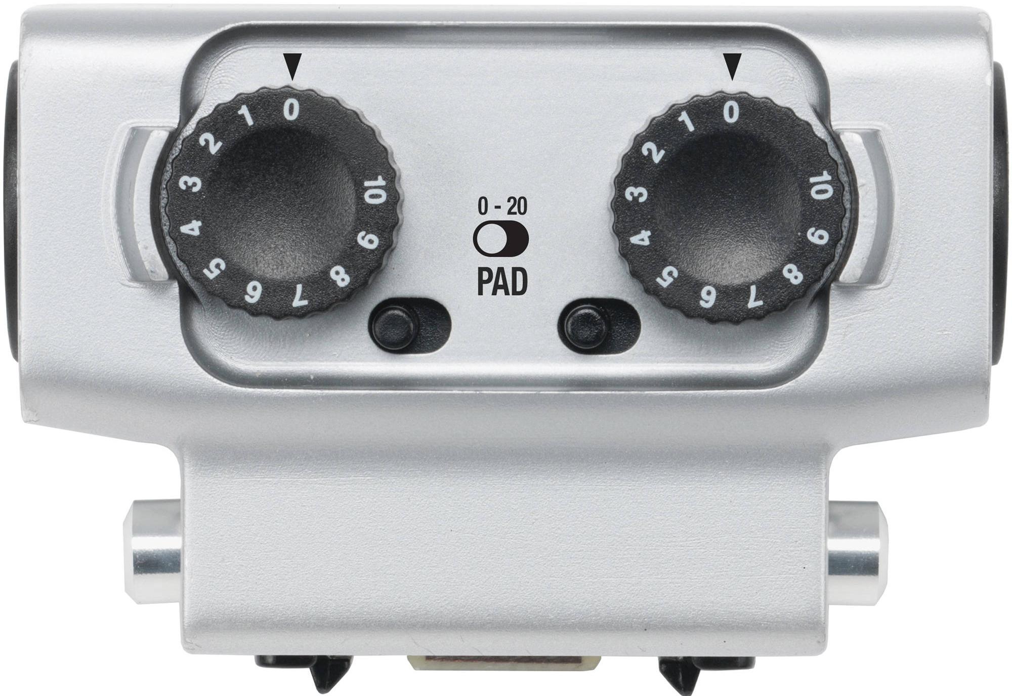 Zoom EXH-6 Dual XLR/TRS Combo Input Capsule