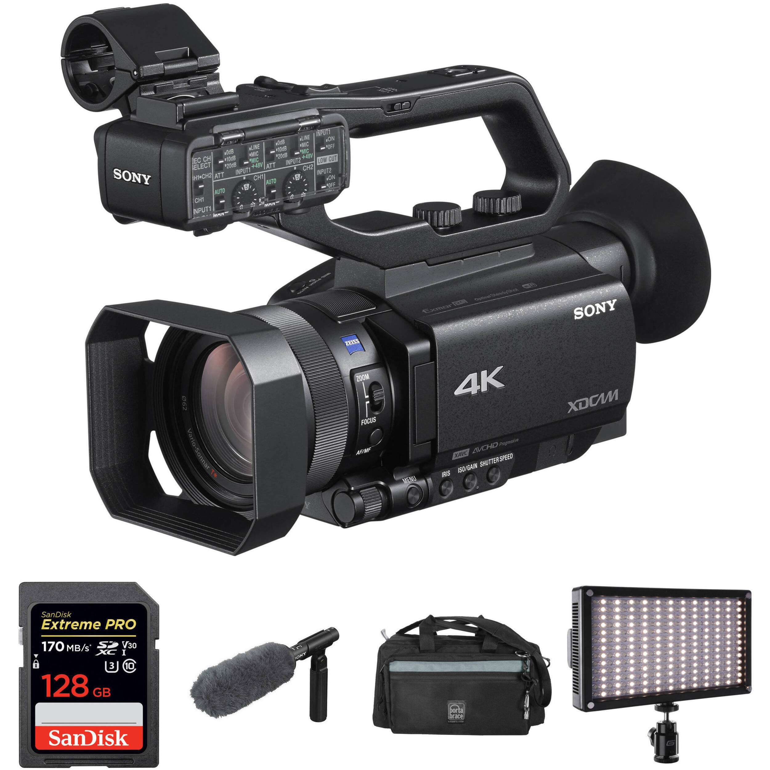 Sony Wedding Video Production Kit
