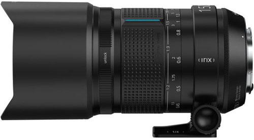 IRIX 150mm f/2.8 Macro 1:1 Lens