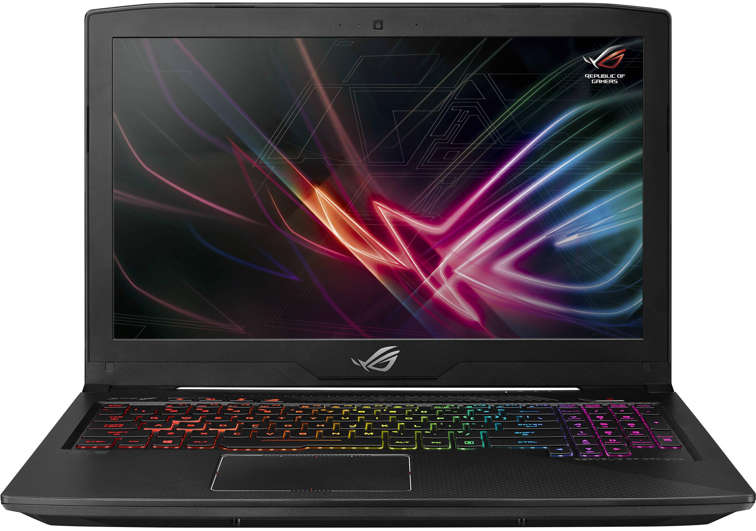 "ASUS 15.6"" Republic of Gamers GL503GE Strix Scar Edition Gaming Laptop"