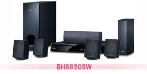 LG BH6830SW Home Theatre System Drivers Download (2019)