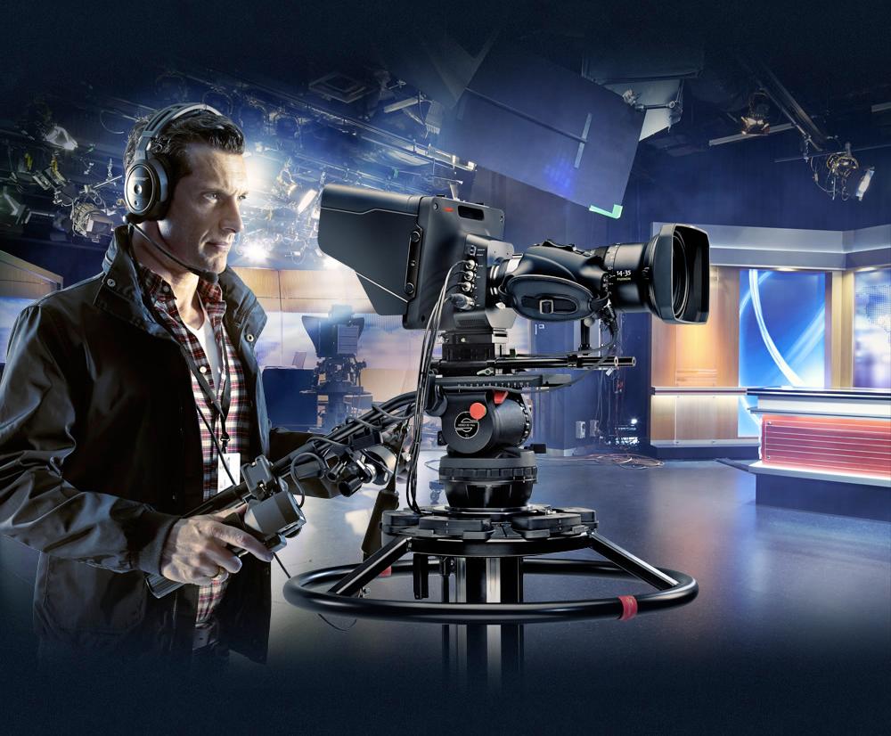 Unveiled Blackmagic Studio Camera B H Explora