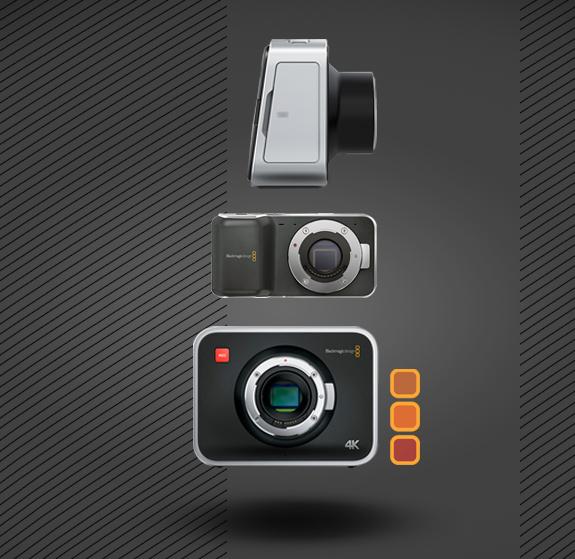 Blackmagic Design Digital Cinema Cameras And Accessories B H Explora