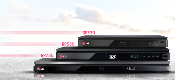 LG BP530 Blu-Ray Disc Player Windows 8 X64