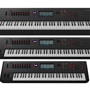 Yamaha montage 8 88 key workstation synthesizer montage8 b h for Yamaha montage 8 case