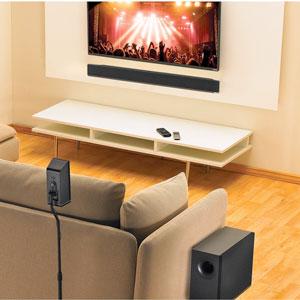 Samsung Hw M360 200w 2 1 Channel Soundbar System Hw M360