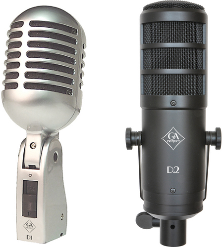 classic style microphones and outboard gear from golden age projects