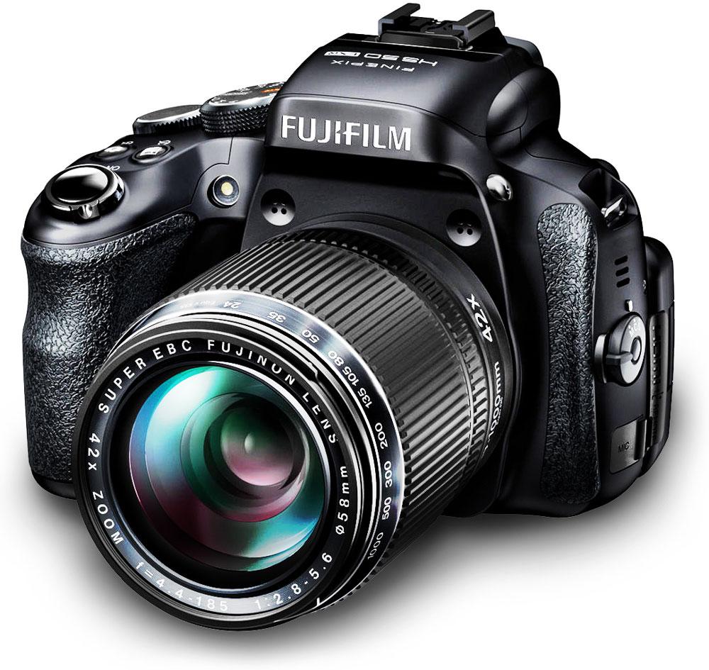 Fujifilm Updates the X and FinePix Cameras
