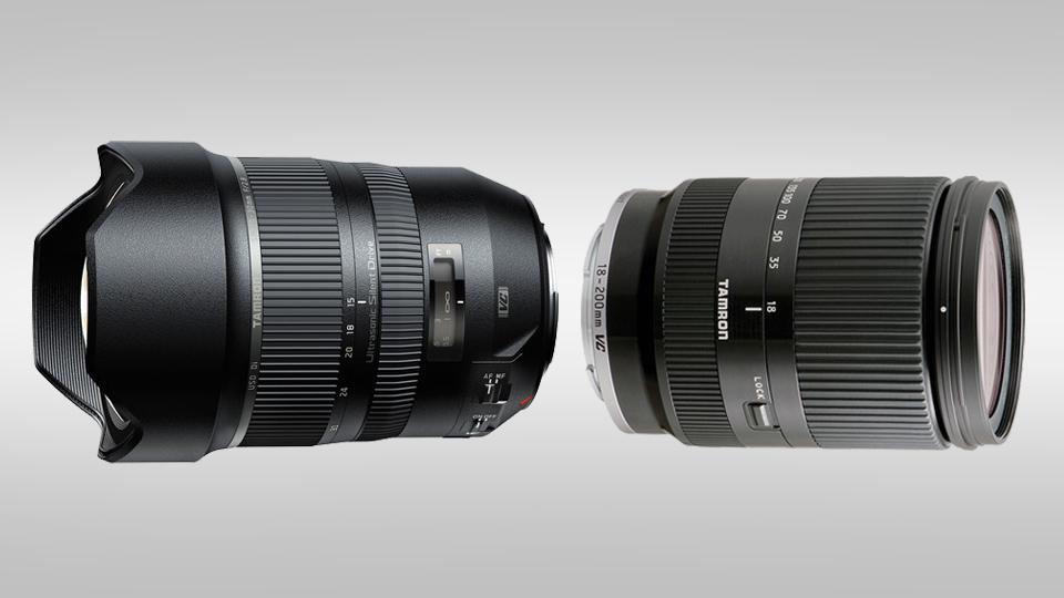 Imaging USA 2015: Tamron Lenses | B&H Explora